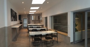 Nuestra cocina de 70m2 se encuentra comunicada […]